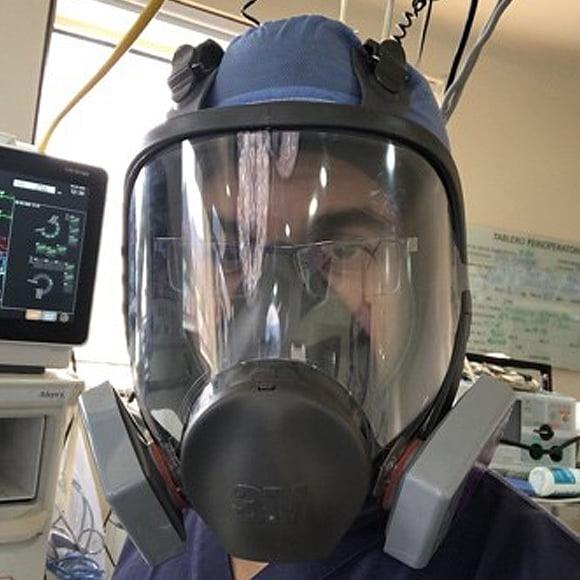 full-face-respirator